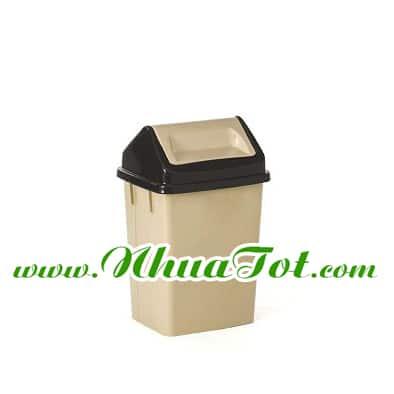 thùng rác bập bênh nhỏ