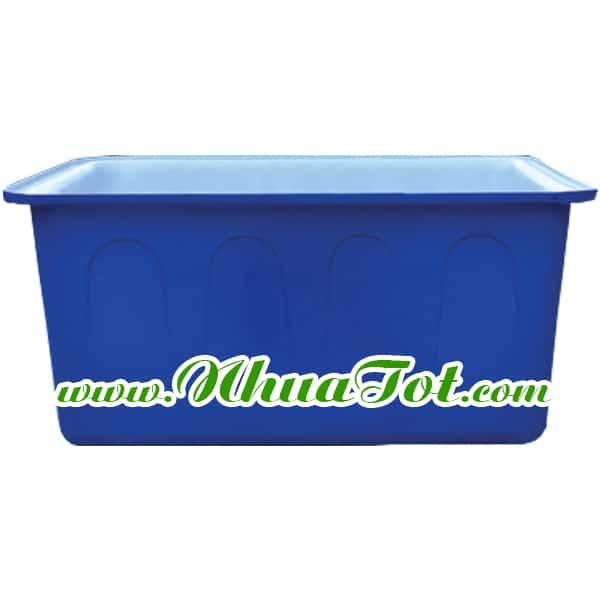 thùng nhựa chữ nhật