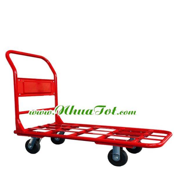 Xe Đẩy Hàng 4 Bánh NTXTH130L (300Kg)