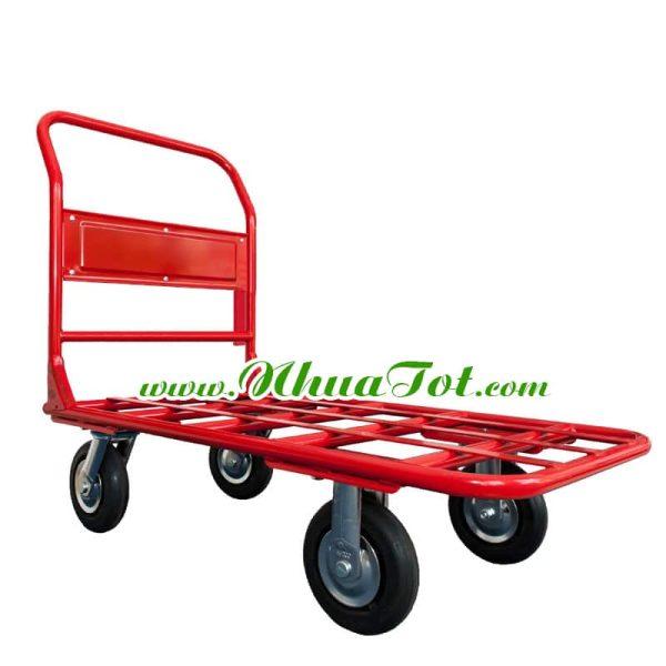 Xe Đẩy Hàng 4 Bánh NTXTH200L (500Kg)